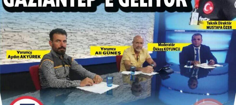 Mustafa Özer Spor Ruhu için geliyor