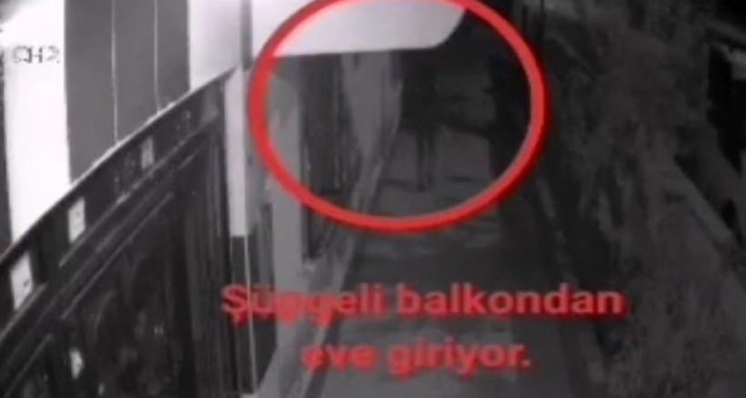 Nizip'te Hırsızlar Önce Kameraya Sonra Polise Yakalandı