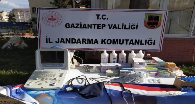 Nizip'te sahte muayenehane operasyonu, 1 gözaltı