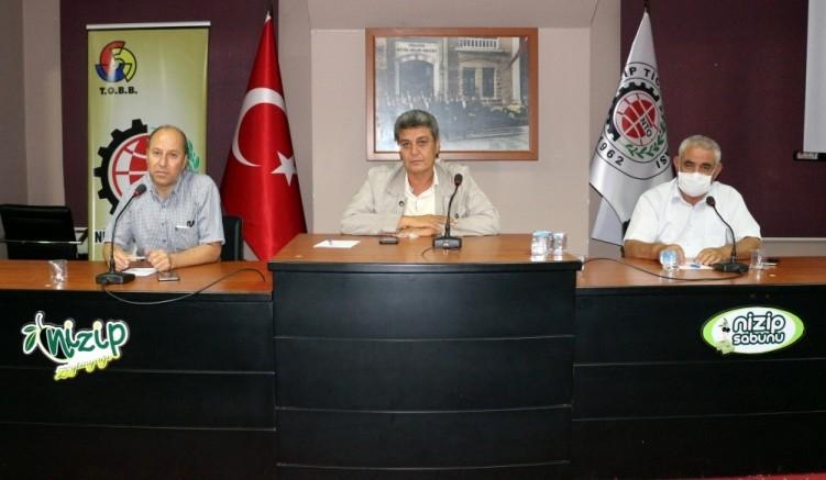Nizip'te Zeytin ve Zeytinyağı Sektörüne Kooperatif