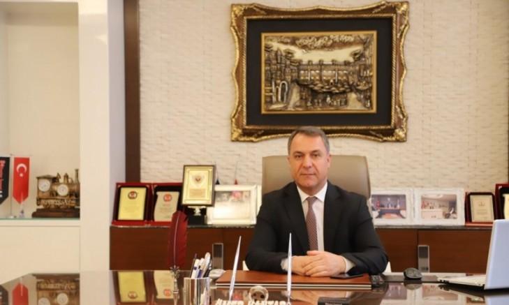 Ömer Kantar, GAİMDER'e Aday Olduğunu Açıkladı