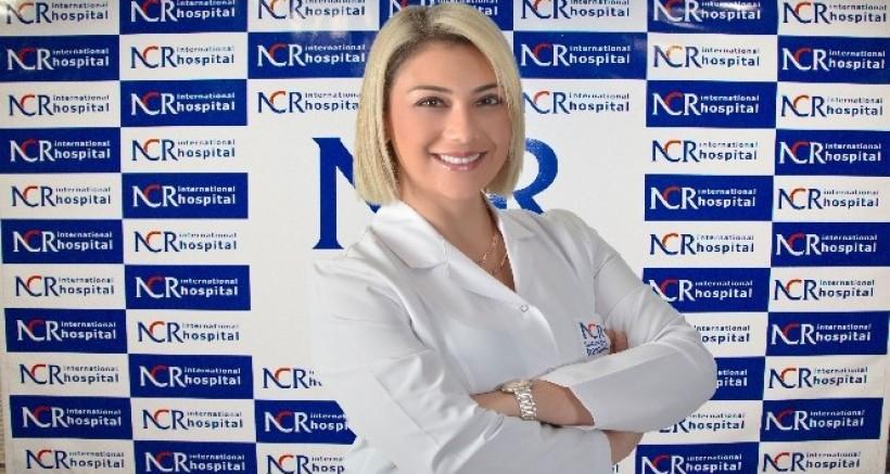 Op. Dr. ÖZGE ÖZTÜRK NCR HOSPITAL' DA