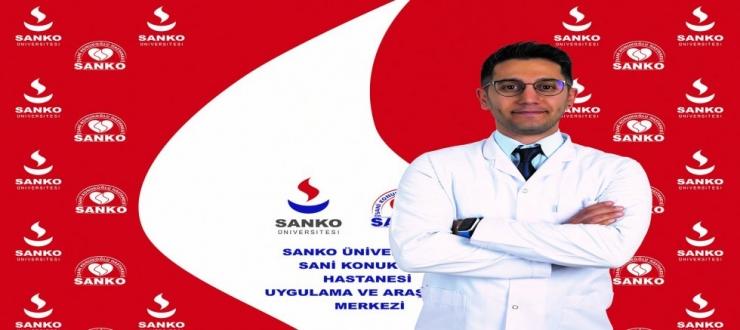 OPR. DR. ÇAĞDAŞ DEMİROĞLU, SANKO ÜNİVERSİTESİ'NDE
