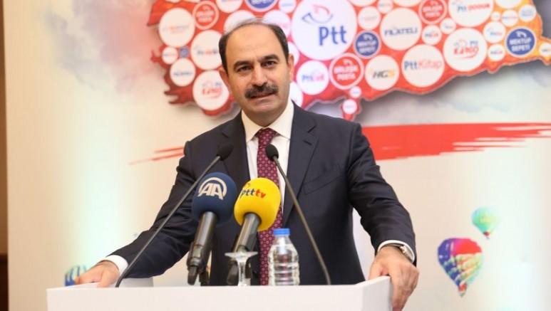 PTT Genel Müdürü Bozgeyik'ten, 9 Ekim Dünya Posta Günü Mesajı
