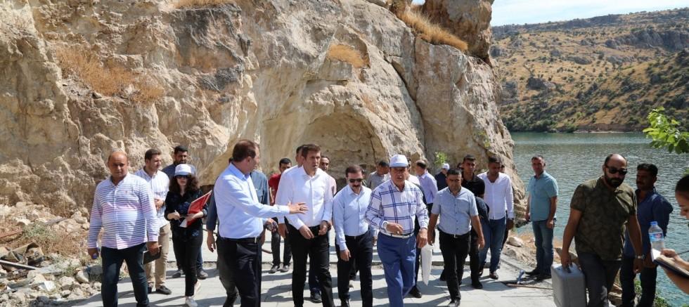RUMKALE, SU SPORLARI FESTİVALİ'NE HAZIRLANIYOR