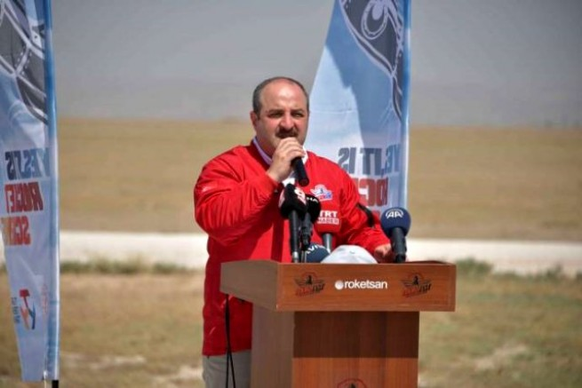 Sanayi ve Teknoloji Bakanı Mustafa Varank Teknofest Açılışında Neler Konuştu ?