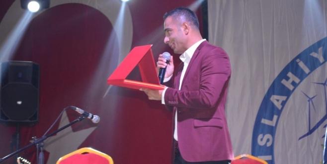 """Sedat CİBA, """"Bu başarı memleketim Gaziantep ve İslahiye'nin"""""""