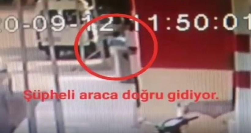 Suç Makinesi 11 Hırsızlıktan 23 Kaydı Bulunan Şahıs Yakalandı