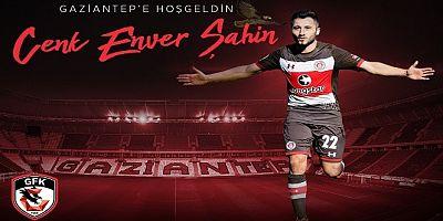 Enver Cenk Şahin Gaziantep FK'da