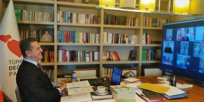 Türkiye Değişim Partisi Genel Başkanı Mustafa Sarıgül Esnafı Dinledi