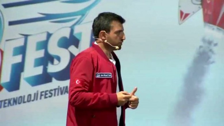 TEKNOFEST Yönetim Kurulu Başkanı Bayraktar, Teknofest'e Başvuru Rekoru Kırıldı