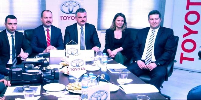 Toyota Hibrit Dönüşüm Çağını Muhittinoğlu'nda Başlattı