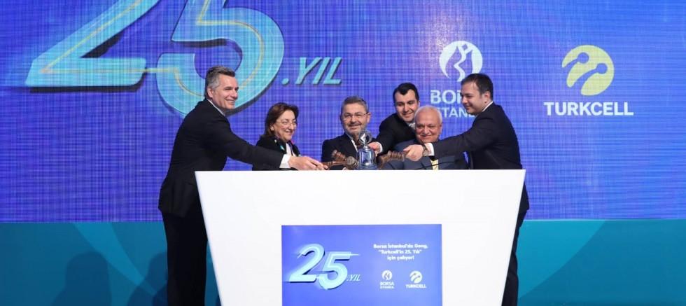 Turkcell 2019 için hedefini kat kat büyüttü