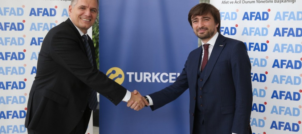 Türkiye'nin milli e-postası AFAD ile yolda