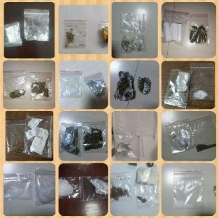 Uyuşturucu taciri 17 kişi yakalandı
