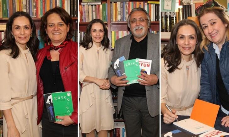 Yazar Mehpare Kileci okurlarıyla buluştu