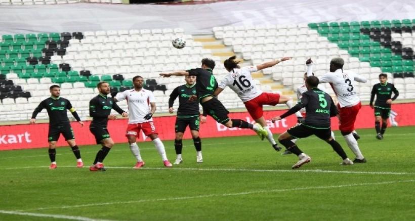 Ziraat Türkiye Kupası: Konyaspor: 2 - Gaziantep FK: 1